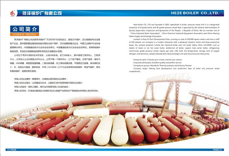 燃气锅炉 (2)